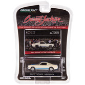 Barrett Jackson Scottsdale Die Cast Car