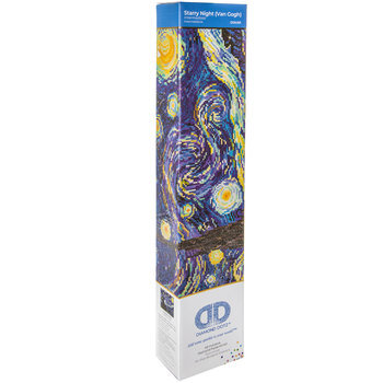 Van Gogh Starry Night Diamond Art Intermediate Kit