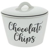 Chocolate Chips Bowl