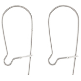 Kidney Ear Wires - 16mm