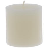 Cozy Vanilla Pillar Candle