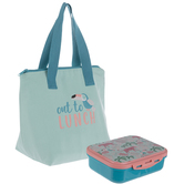 Toucan Tote & Lunch Box