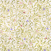 Vine Leaf Floral Duck Cloth Fabric