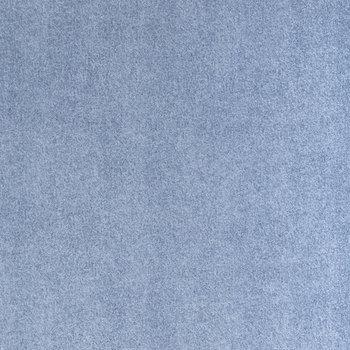Blue Jean Teddy Flannel Fabric