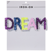 Sequin Dream Iron-On Applique