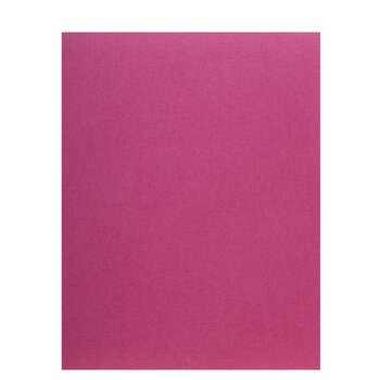"Raspberry Textured Cardstock Paper - 8 1/2"" x 11"""