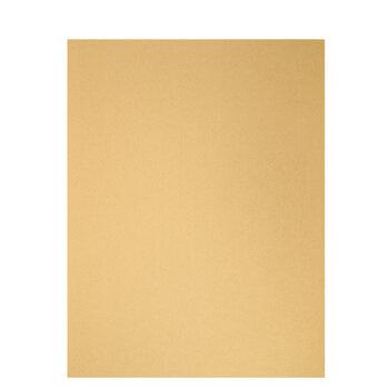 """Gold Leaf Metallic Scrapbook Paper - 8 1/2"""" x 11"""""""