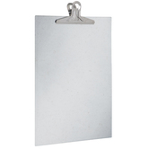 Galvanized Metal Clipboard