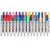 Rainbow Graffiti Fabric Markers - 30 Piece Set
