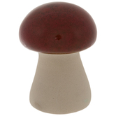 Red Rounded Mushroom