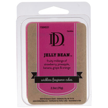 Jelly Bean Fragrance Cubes