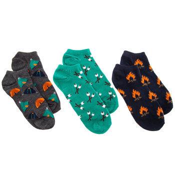 Camping Low Cut Socks