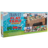 Play Table Train Set