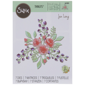 Sizzix Thinlits Floral Layers Dies