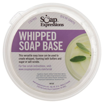Whipped Soap Base