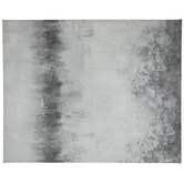 Gray & White Abstract Canvas Wall Decor