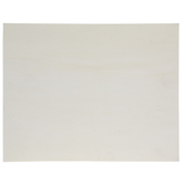 "Rectangle Wood Blank Canvas - 10"" x 12 7/8"""