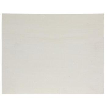 "Rectangle Wood Blank Canvas - 10"" x 12 7/8"""