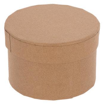 Kraft Round Box