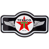Texaco LED Wall Decor