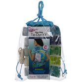 Beachy Blues Tulip One-Step Tie Dye Kit