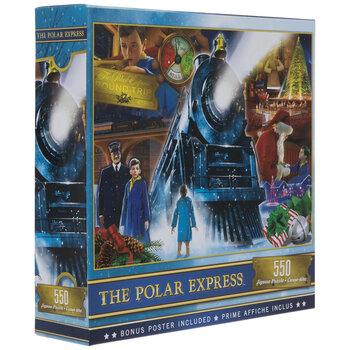 Train Polar Express Puzzle