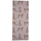 Pink Cheetahs Kitchen Towel