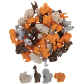 Noah's Ark Novelty Bead Mix