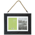 Distressed Black Wood Collage Wall Frame