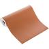Cognac Faux Leather Ribbon - 8