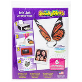 "White Shrinky Dinks Inkjet Sheets - 8 1/2"" x 11"""