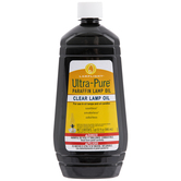 Ultra-Pure Paraffin Lamp Oil - 32 Ounce