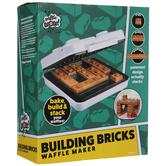 Waffle Wow Building Bricks Waffle Maker