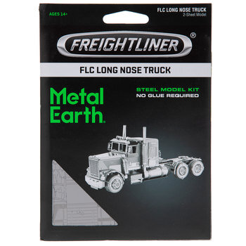 Freightliner Long Nose Truck 3D Model Kit
