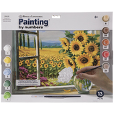 Harvest Time Paint By Number Kit