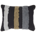 Striped Tufted Pillow