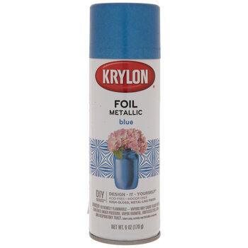 Krylon Foil Metallic Spray Paint