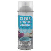 Gloss Clear Acrylic Coating Spray