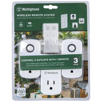 Indoor Wireless Light Remote System