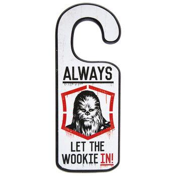 Star Wars Wood Door Hanger