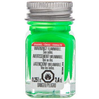 1174TT Fluorescent Green Enamel Paint