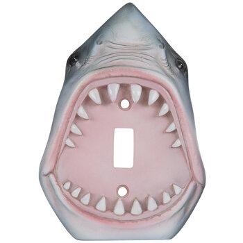 Shark Single Switch Plate