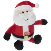 Singing Santa Plush