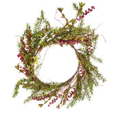 Pine & Berry Wreath