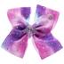 Purple & Pink Star JoJo Siwa Bow
