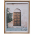 Arched Door Wood Wall Decor