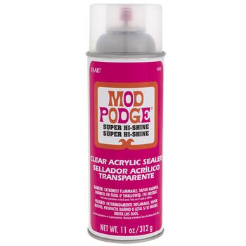 Mod Podge Super Hi-Shine Acrylic Sealer