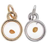 Mustard Seed Charms