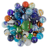 Assorted Traditional Marbles