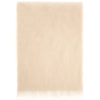 Fawn Long Pile Faux Fur